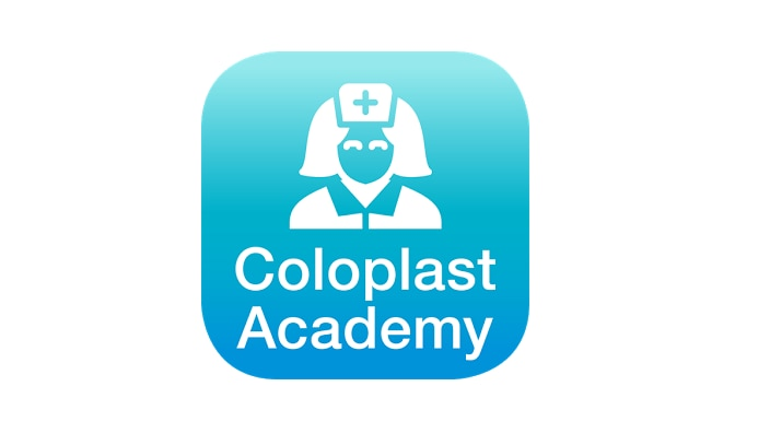 Download nu de Coloplast Academy App